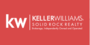 KELLER WILLIAMS SOLID ROCK REALTY, Brokerage, Independently Owned and Operated real estate logo