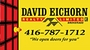 DAVID EICHORN REALTY LTD. real estate logo