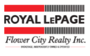 ROYAL LEPAGE FLOWER CITY REALTY, BROKERAGE real estate logo