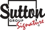 Sutton group signature - white