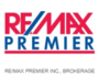 RE/MAX PREMIER INC. real estate logo