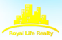 ROYAL LIFE REALTY INC. real estate logo