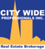 CITY WIDE PROFESSIONALS INC. real estate logo