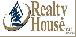 REALTY HOUSE INC. Brokerage real estate logo