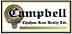 CAMPBELL CHATHAM-KENT REALTY LTD. Brokerage real estate logo