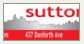 SUTTON CITY REALTY INC. real estate logo