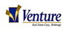 VENTURE REAL ESTATE CORP. real estate logo