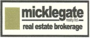 MICKLEGATE REALTY LTD. real estate logo