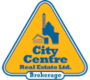 CITY CENTRE REAL ESTATE LTD. real estate logo