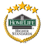 HOMELIFE TOP STAR REALTY INC., Brokerage real estate logo