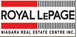 ROYAL LEPAGE NIAGARA R.E. CENTRE - 2130 real estate logo