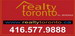 REALTY TORONTO INC. real estate logo