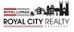 ROYAL LEPAGE RCR REALTY BROKERAGE real estate logo