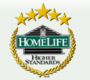 HOMELIFE TOP STAR REALTY INC. real estate logo