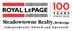 ROYAL LEPAGE MEADOWTOWNE REALTY real estate logo