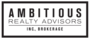 Ambitious Realty Advisors Inc., Brokerage real estate logo