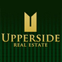 UPPERSIDE REAL ESTATE real estate logo
