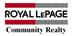 Royal LePage Community Realty real estate logo
