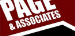 Page & Associates Realty, Brokerage real estate logo
