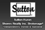 SUTTON-HURON SHORES REALTY INC. Brokerage real estate logo