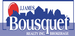 J. JAMES BOUSQUET REALTY INC. BROKERAGE real estate logo