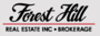 FOREST HILL REAL ESTATE INC. real estate logo