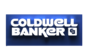 COLDWELL BANKER RMR REAL ESTATE - 124 real estate logo