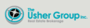 THE USHER GROUP INC. real estate logo