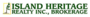 ISLAND HERITAGE REALTY INC. real estate logo