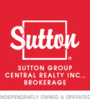 SUTTON GROUP CENTRAL REALTY INC. real estate logo