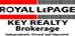 Royal LePage Key Realty Inc. real estate logo