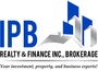 IPB REALTY, BROKERAGE real estate logo