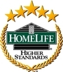 HOMELIFE EMERALD REALTY LTD., BROKERAGE real estate logo