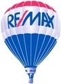 RE/MAX HALLMARK REALTY LTD. real estate logo