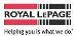 Royal LePage D C Johnston Realty Brokerage real estate logo