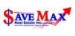 SAVE MAX REAL ESTATE INC. real estate logo