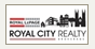 ROYAL LEPAGE ROYAL CITY REALTY, BROKERAGE real estate logo