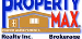 PROPERTY MAX REALTY INC. real estate logo