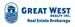 Great West Realty Inc. real estate logo