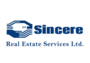 SINCERE REALTY INC. real estate logo