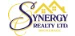 SYNERGY REALTY LTD., BROKERAGE real estate logo