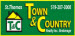 ST. THOMAS TOWN & COUNTRY REALTY INC. real estate logo