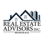 REAL ESTATE ADVISORS INC. real estate logo