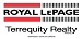 ROYAL LEPAGE TERREQUITY REALTY real estate logo