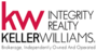 KELLER WILLIAMS INTEGRITY REALTY Brokerage  real estate logo