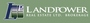 LANDPOWER REAL ESTATE LTD. real estate logo