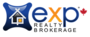 EXP REALTY real estate logo