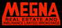 MEGNA REAL ESTATE & INS. LIMITED, BROKERAGE real estate logo