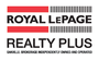 Royal LePage Realty Plus Ltd. real estate logo