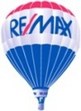 REMAX VISION REALTY INC real estate logo